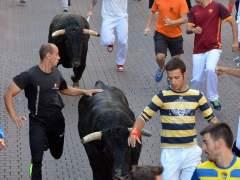 Imagen de los encierros en San Sebastián de los Reyes