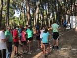 Campamento en Riópar