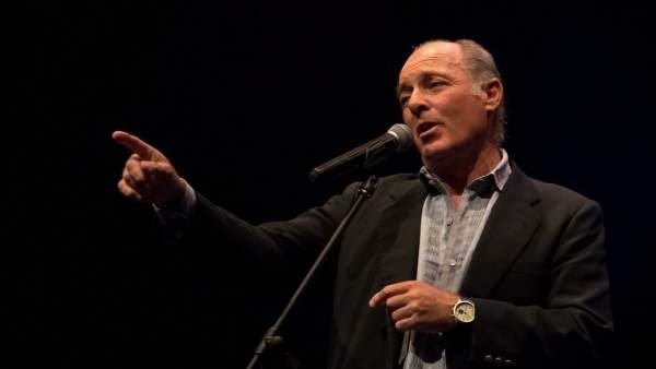 El artista José Manuel Soto