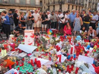 Atentado Barcelona.