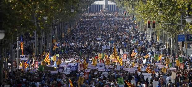 """Resultado de imagen para """"No tinc"""" marcha Barcelona"""