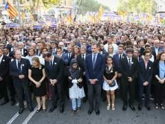 Barcelona, Cambrils, Ripoll y Alcanar acogen los actos del aniversario del 17-A
