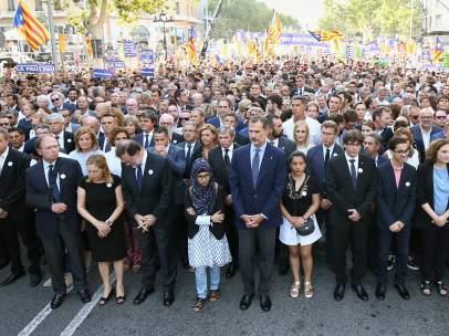 Junto a la víctimas y contra el terrorismo