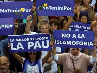 Barcelona contra el terrorismo