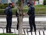 Policía Nacional, agente, agentes, policía, policías