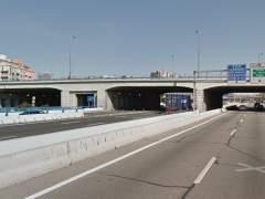 Puente avenida del Mediterráneo