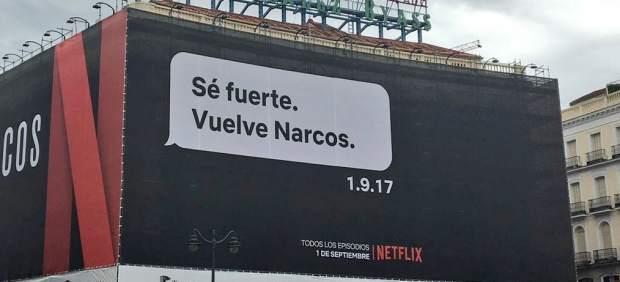 Cartel Narcos en Sol