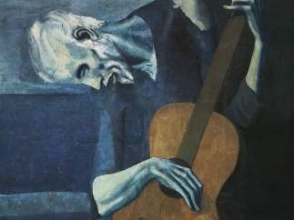 La pintura bajo la pintura de Picasso