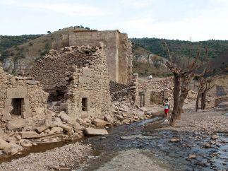 Sin agua en La Rioja