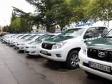 Vehículos De La Guardia Civil
