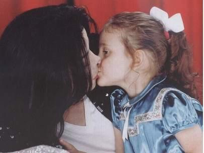 Paris y Michael Jackson