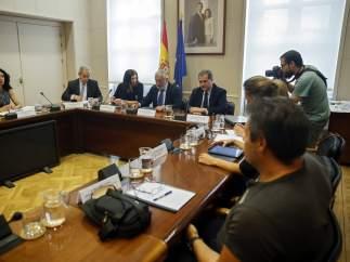 Reunión Fomento y sindicatos de AENA