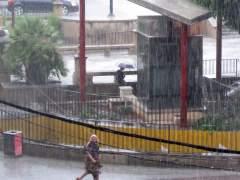 Una DANA traerá lluvias y viento a la costa levantina