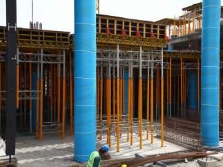 El proyecto empezó en 2004