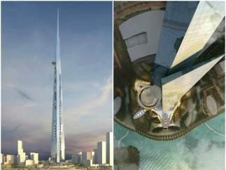 Los 10 rascacielos más altos del mundo