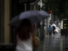 Hasta el 40 de mayo... Martes de lluvias en buena parte de la Península