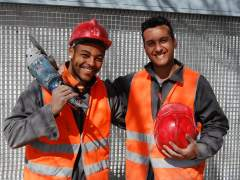Trabajadores gitanos