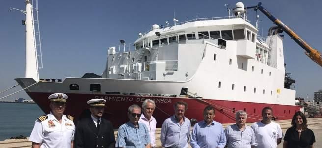 Tercera expedición científica al pecio Nuestra Señora de Las Mercedes, en Cádiz