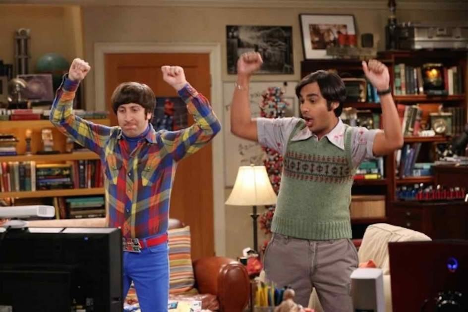 Uno de los protagonistas de 39 big bang theory 39 producir for Decoracion piso big bang theory