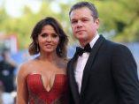 Matt Damon y su mujer destilan elegancia en Venecia