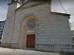 Iglesia en Ourense