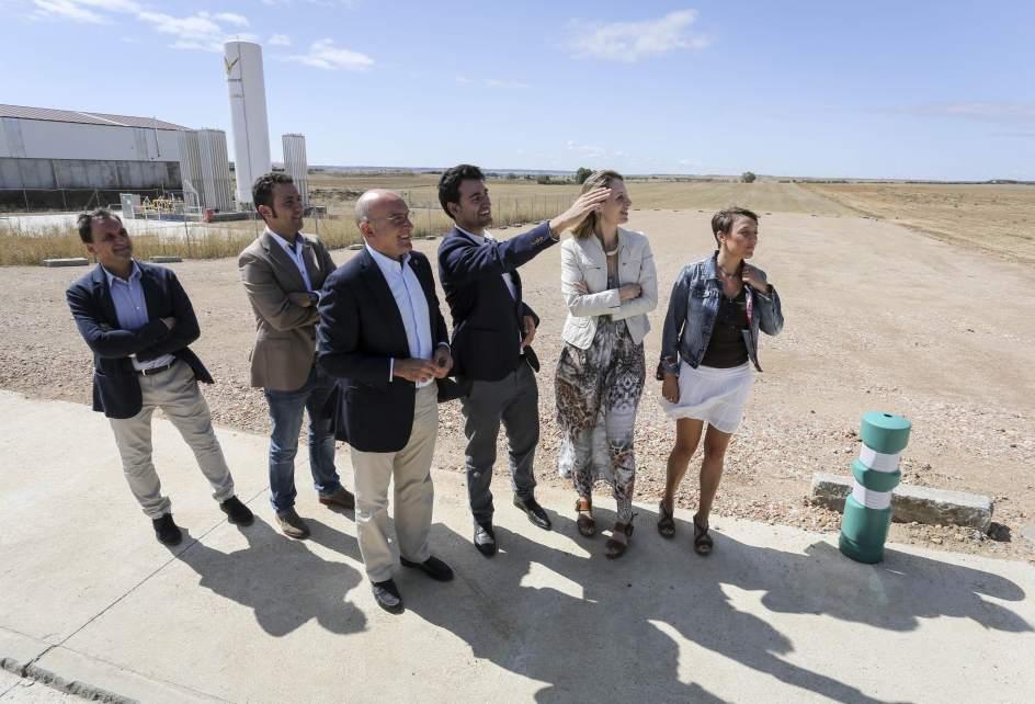 Rioseco valladolid traslada a carnero la necesidad de for Pisos en medina de rioseco