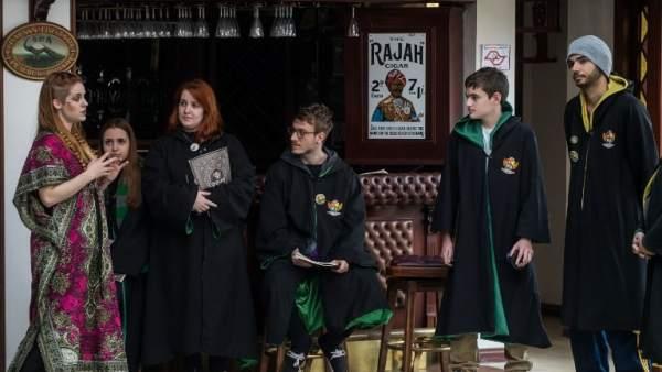 Hogwarts está en Brasil