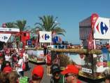 Carrefour presente la Vuelta Ciclista