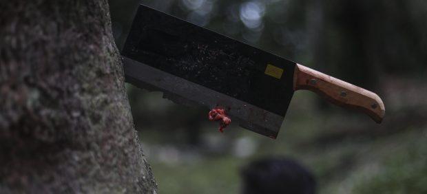 Cuchillo del sacrificio