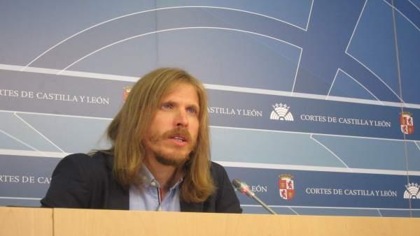 Valladolid. Fernández presenta las iniciativas de Podemos