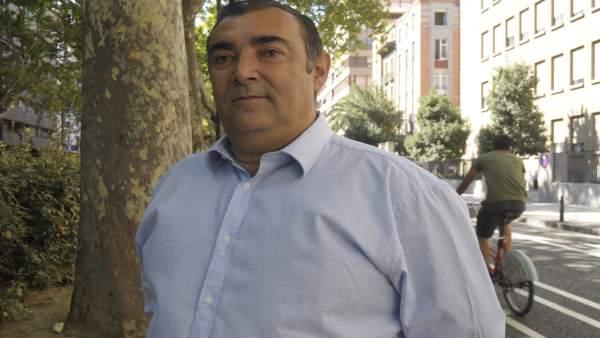 El concejal de Cs Zaragoza Alberto Casañal.