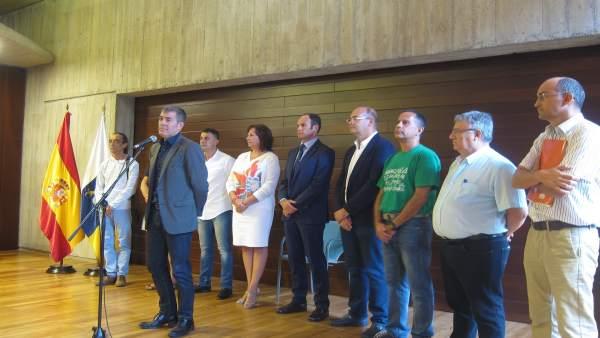 Firma del convenio retributivo de los profesores