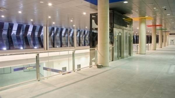 Imagen de archivo del aeropuerto de Castellón