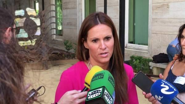 Beatriz Gascó en imagen de archivo