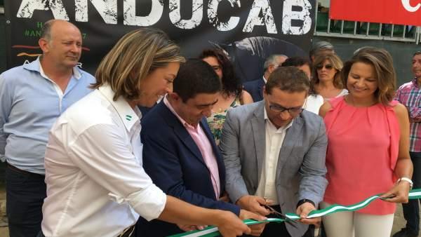Inauguración de Anducab 2017.