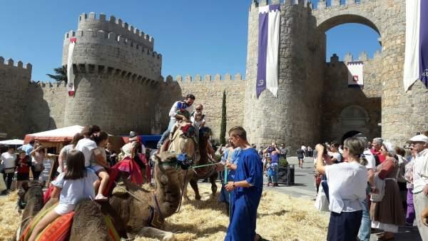 Jornadas medievales en Ávila