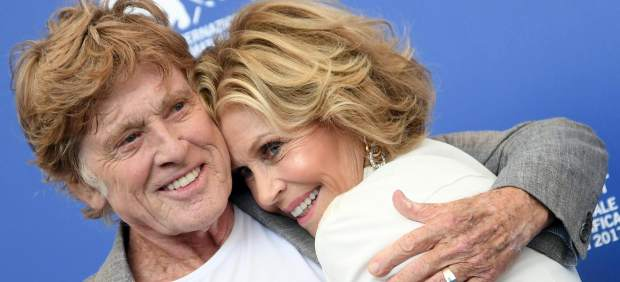 Robert Redford y Jane Fonda