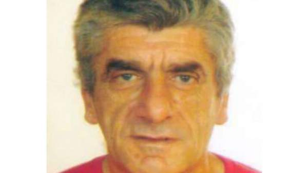 Rafael Muriel García, desaparecido en Córdoba el 1 de septiemnbre de 2016