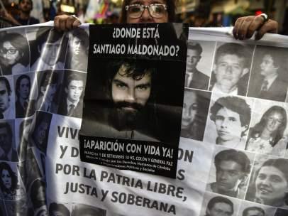 Desaparición de Santiago Maldonado