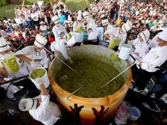 Récord mundial de guacamole