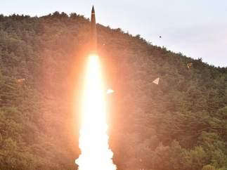 Misil de Corea del Sur