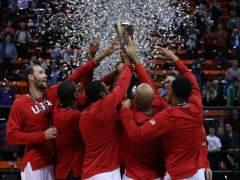 EE UU, campeón de la Copa América de baloncesto