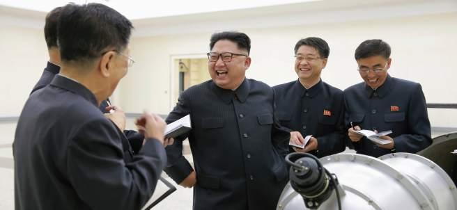 Kim Jong-un, Corea del Norte