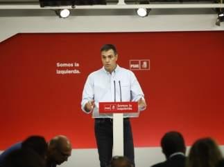 El Congreso aprueba la comisión territorial del PSOE con el único voto en contra de Ciudadanos