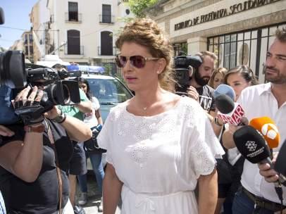 Carmen Palomino, madre de Archidona