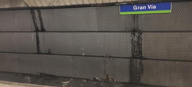 La estación de Metro de Gran Vía cerrará 8 meses para conectarla con Sol