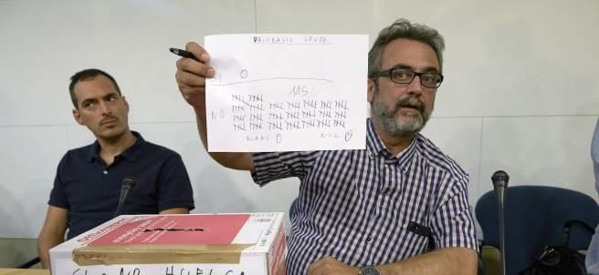 Los trabajadores de Eulen votan ir a una nueva huelga en octubre