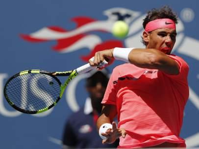 Nadal en el US Open