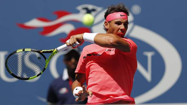 Nadal en el US Open