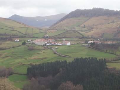 Saldías, Navarra